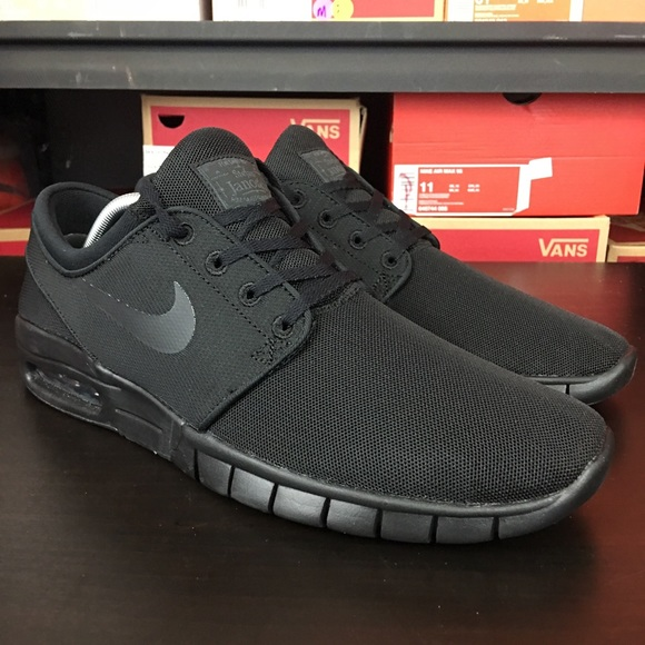 Nike Stefan Janoski Max Schuhe BlackBlack Anthracite